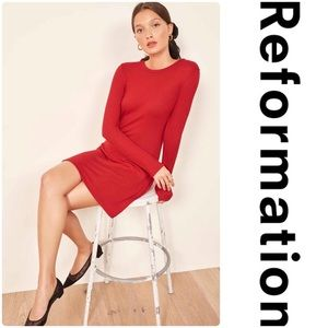 Reformation Jeanne dress